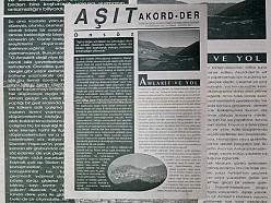 AŞIT DERGİSİ SAYI 3 (1997)