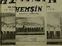 HEMŞİN DERGİSİ 2. SAYI (1950) (Ankara Hemşin Kültür Derneği)