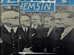 HEMŞİN DERGİSİ 5. SAYI (1951) (Ankara Hemşin Kültür Derneği)
