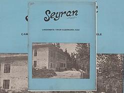 SEYRAN (POKUT) DERGİSİ 1. SAYI (1969)