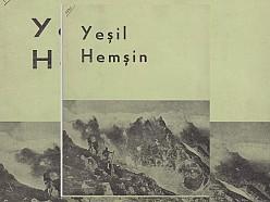 YEŞİL HEMŞİN DERGİSİ 3.SAYI (1971) (Ankara Hemşin Kültür ve Kalkındırma Derneği)