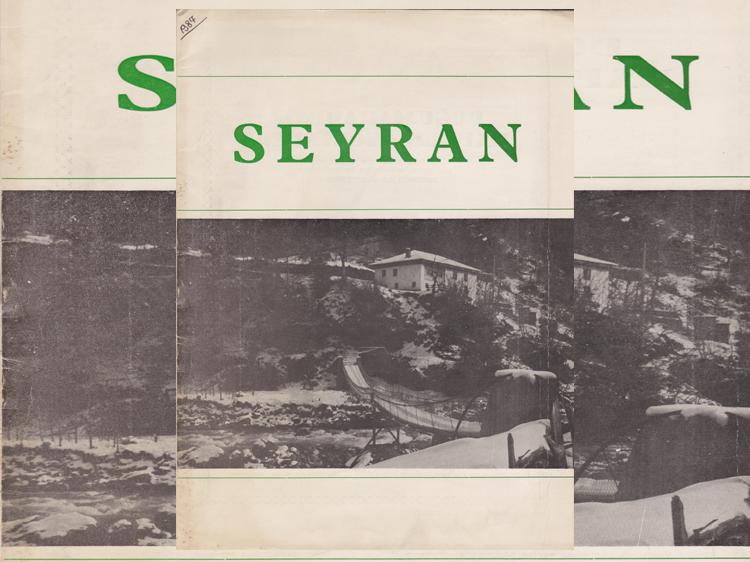 SEYRAN (POKUT) DERGİSİ 11. SAYI (1987)