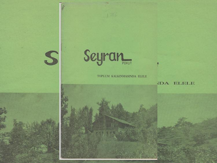 SEYRAN (POKUT) DERGİSİ 4. SAYI (1972)