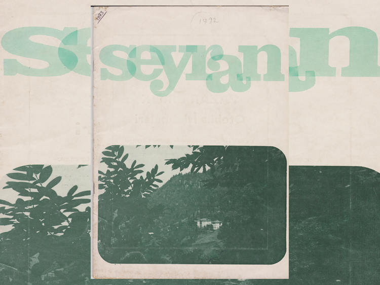 SEYRAN (POKUT) DERGİSİ 5. SAYI (1973)