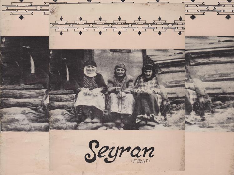 SEYRAN (POKUT) DERGİSİ 9. SAYI (1980)
